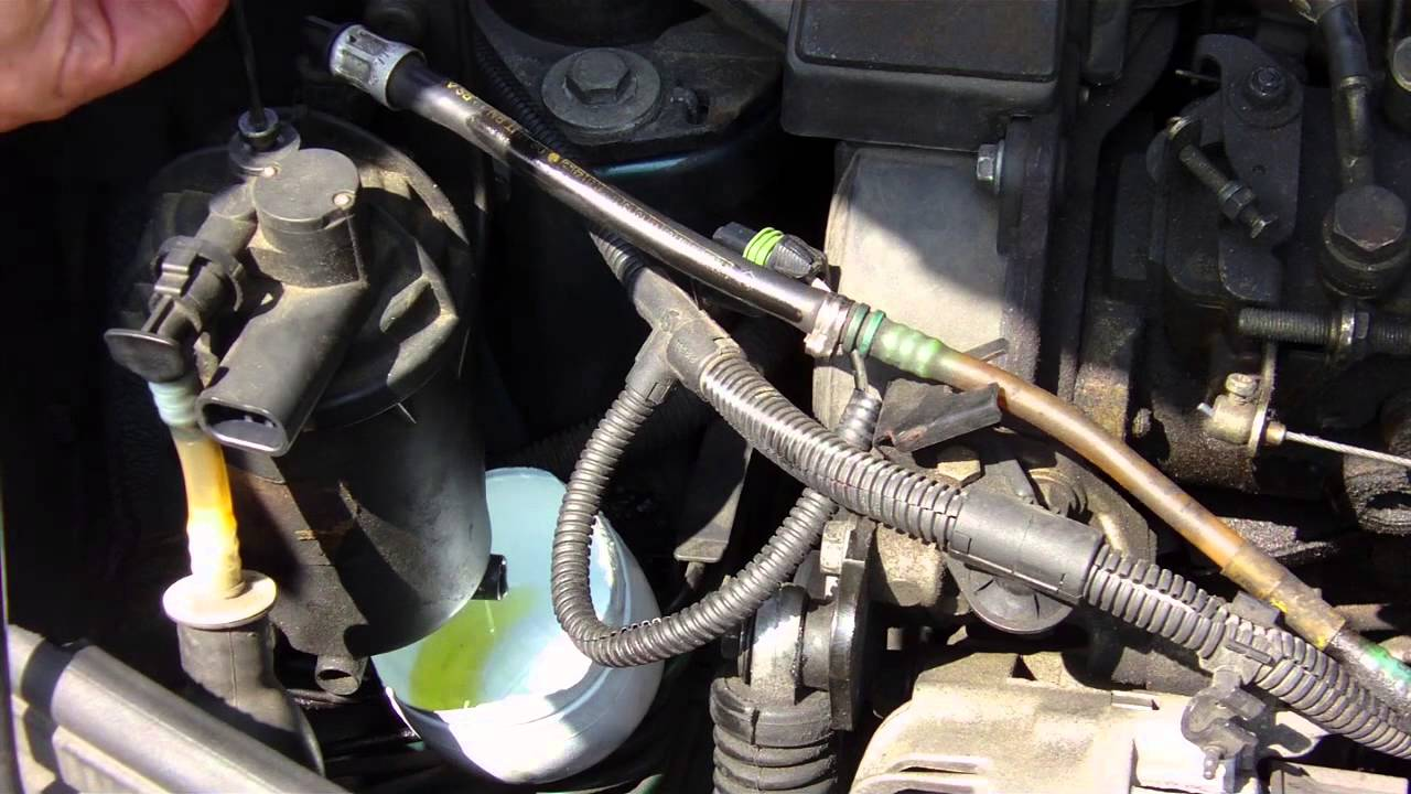Nissan X Trail T30 Wiring Diagram 1997 Honda Crv Fuel Filter Change Step By - Youtube