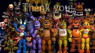 """Thank you!"" Picture (New Remake) 