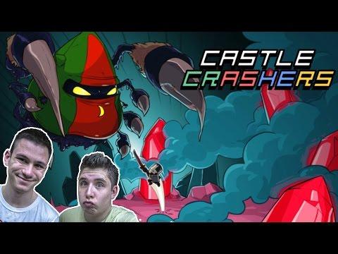 MENNYI ÉLETE VAN ENNEK A BOSSNAK?!   Castle Crashers #9