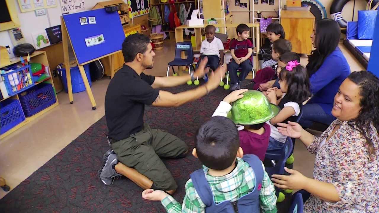 the 6th annual laup preschool teacher of the year awards