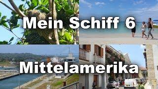 Mittelamerika ab/bis Dominikanische Republik (La Romana) / Mein Schiff 6 (02/2018)