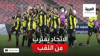 حمزة إدريس وعبده عطيف يتحدثان عن مباراة الاتحاد والشباب