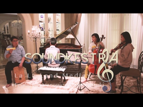 La La Land Medley featuring Veronica Basuki & Nia Basuki with Andre & Rio