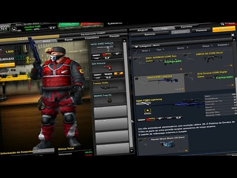 A Melhor Sniper do Jogo Esta a Venda Permanente na Loja - Combat Arms !