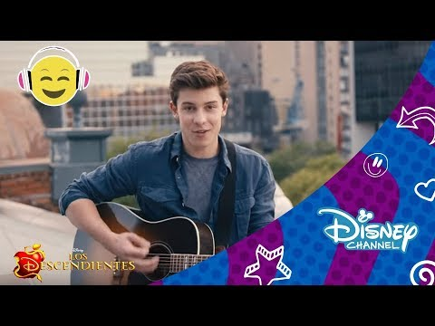 Los Descendientes : Videoclip - Shawn Mendes: 'Believe' | Disney Channel Oficial