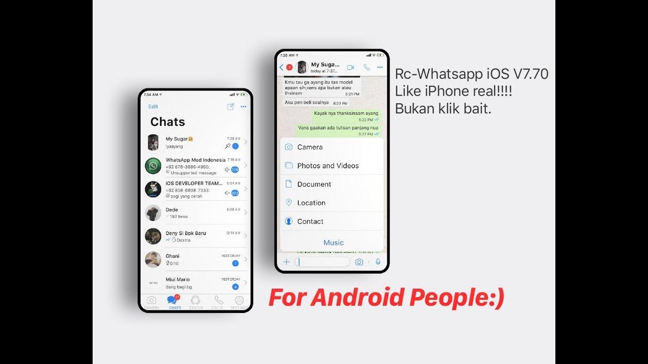 Rc whatsapp