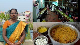 இது நீங்க குடுத்த விருந்து |Huge Biryani Making for Kids|Subscribers support|Happy Diwali