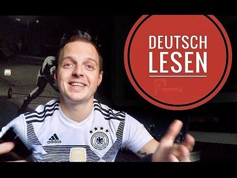 Как читается по немецкому