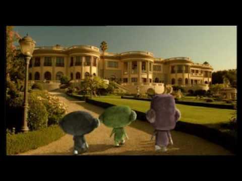 "Jeff Golblum - Carina Rhea - ""Irish National Lotto"" commercial"