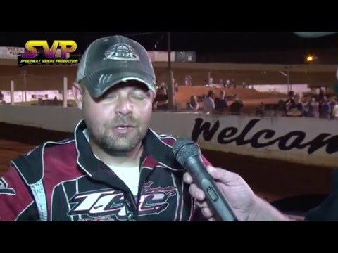 Volunteer Speedway / Feature Winners / Volunteer Speedway / April 29 , 2016
