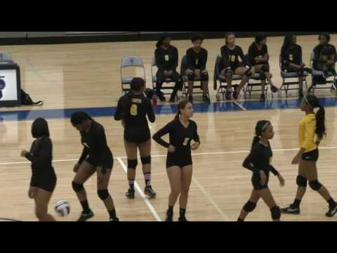 Varsity Volleyball - Lorain vs. Cleveland Heights 10-4-16