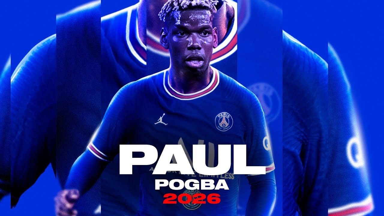 Paul Pogba AGREES Personal Terms With PSG?! | Transfer Talk