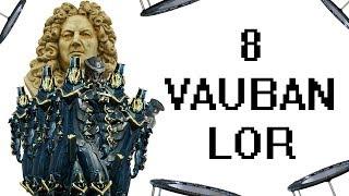 Warframe: 8 VAUBAN RAID