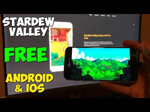 How To Get Stardew Valley For Free On Android & IOS 📲 🎮