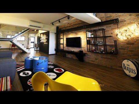 24 Amazing Loft Apartments in Singapore
