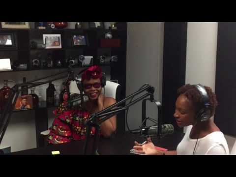 Full Interview  with Yemi Alade on  Afrovibes Radio