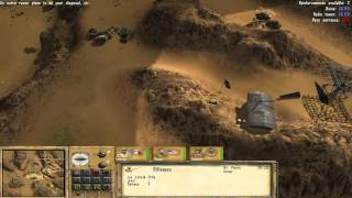 "Desert Rats vs. Afrika Korps (2004) - 15 ""White Eagle Up"" by Gaming Hoplite"