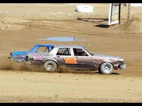 Big Diamond Speedway 50 Lap Enduro Feature 3-31-18