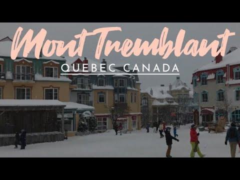 Mont Tremblant, Quebec Canada