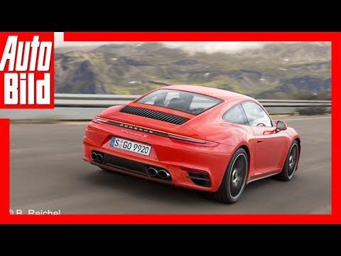 Zukunftsvision Porsche 911 2019 Details Erkl rung Entdeck das Heck