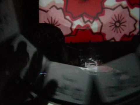 VJ chuuu turntable Animation