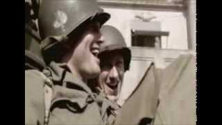 Band Of Brothers - The Paratroopers song ( Gory, gory, what a hell of a way to die )