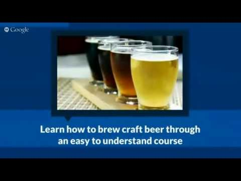 Beer Brewing Course