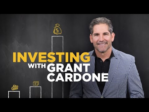 Investing With Grant Cardone - Cardone Zone