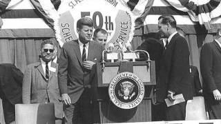 JFK'S SPEECH AT AL LOPEZ FIELD IN TAMPA, FLORIDA (NOVEMBER 18, 1963)