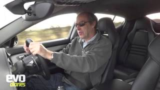 Porsche Panamera 30lt V6 Diesel