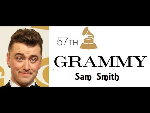 57th Grammy Awards - Sam Smith , The Topper