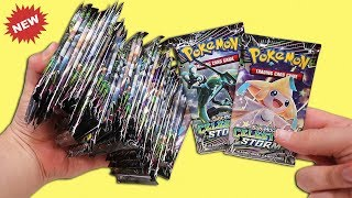 Opening a Celestial Storm Booster Box (36 Packs) **NEW** thumbnail