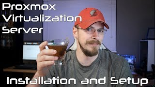 Virtualize Everything! - Proxmox Install Tutorial