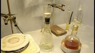 Синтез Иодида фосфора(III)