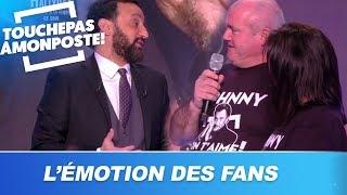 Disparition de Johnny Hallyday : l'émotion des fans dans TPMP