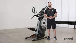 Fat burning with the Proform CardioHiit Trainer - Cam Byrnes
