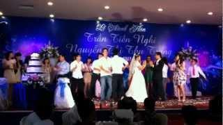 Fờ-lát-mốt của Huynh Trưởng đám cưới ac  Trang- Nghi
