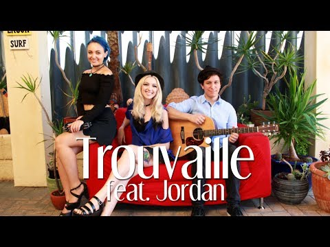 Golden ft. Sia - Travie McCoy (Trouvaille Acoustic Cover)