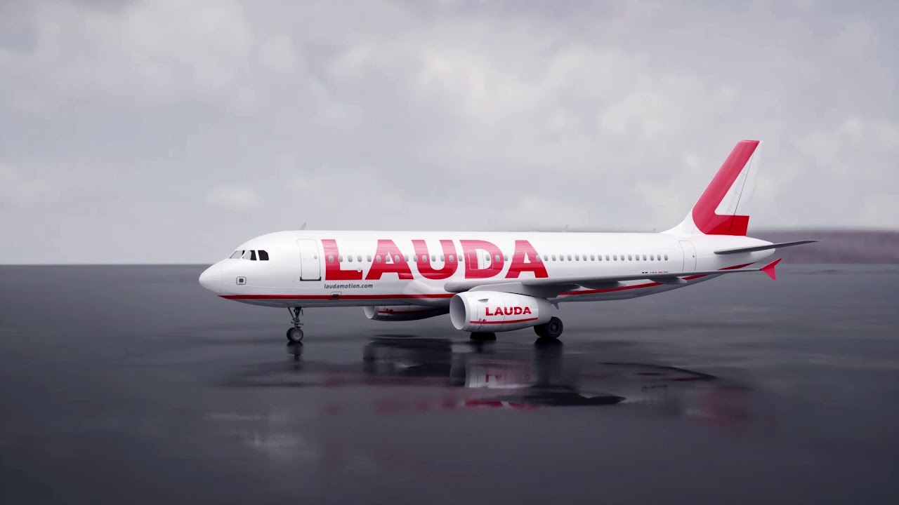 New Laudamotion Livery YouTube