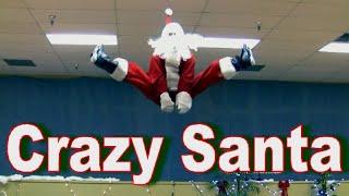 Crazy Santa   Flips & Kicks