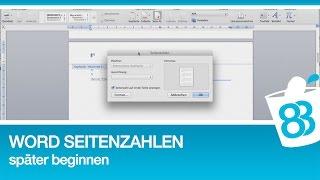 Mac Word 2011 Inhaltsverzeichnis erstellen