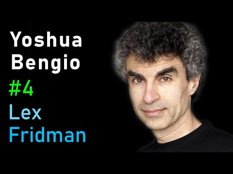 Yoshua Bengio: Deep Learning | MIT Artificial Intelligence (AI) Podcast