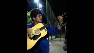 Gitarist Merdan Dashoguz