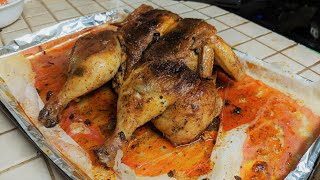 The perfect roast chicken for holidays | herb roasted spatchcock holiday recipes