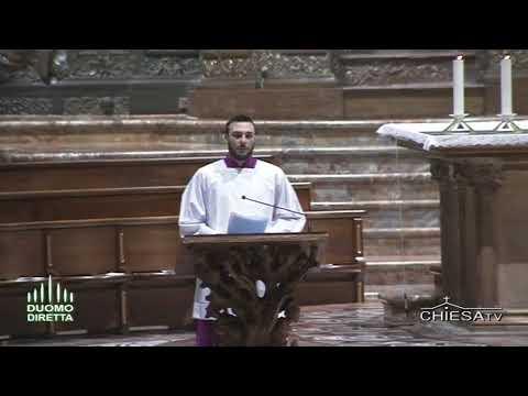 Mons. Delpini: con i coscritti la terza domenica d'Avvento - CANALE 195 CHIESATV