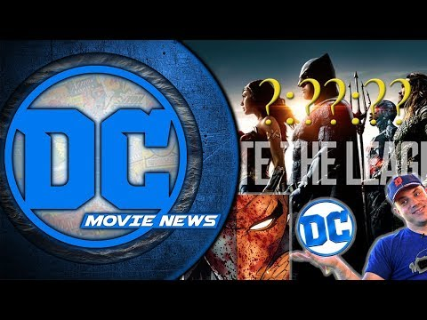Justice League Runtime, Deathstroke in Development, and Geoff Johns in Charge! | DC Movie News