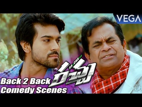 Racha Movie Back to Back Comedy Scenes ||...