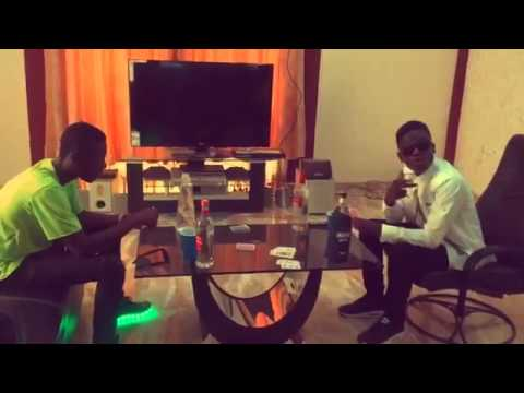 Sarkodie Hand to mouth parody video