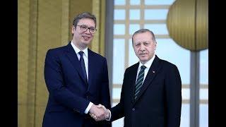 Erdogan i hap dyert Serbisë pas taksës nga Kosova: Zero taksë për mallrat serbe
