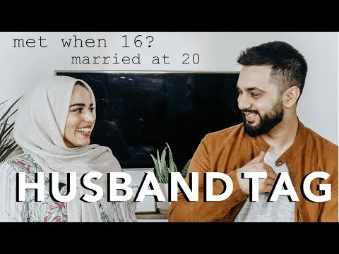 HUSBAND TAG | HOW WE MET, YOUNG & MARRIED | MASUMA KHAN
